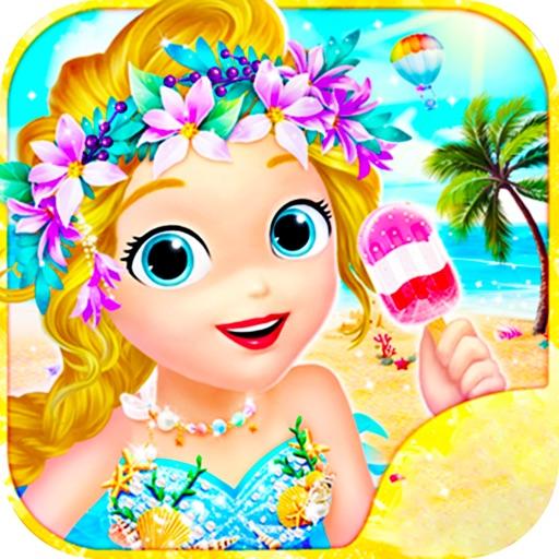 沙滩日光浴3D