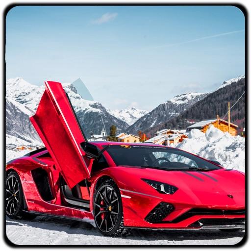 兰博基尼汽车雪地赛车苹果版