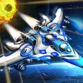 雷电战机太空飞机