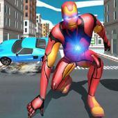钢铁超级英雄战争