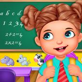 艾玛回到学校生活