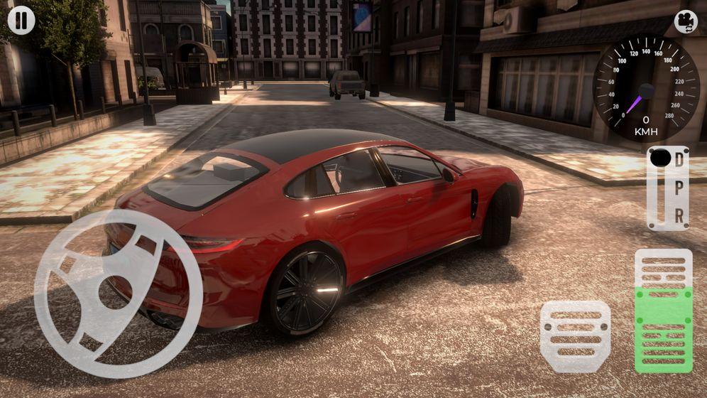 真实停车场苹果版