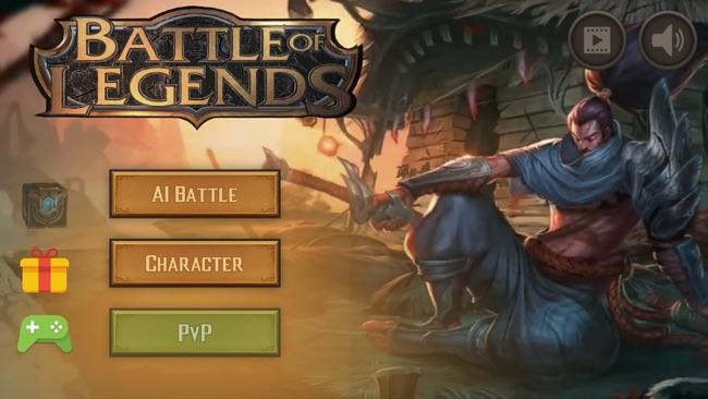 Battle of Legend
