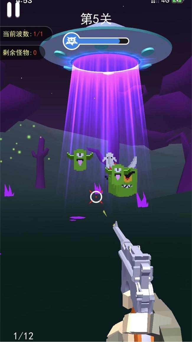 像素射击:鬼与枪苹果版