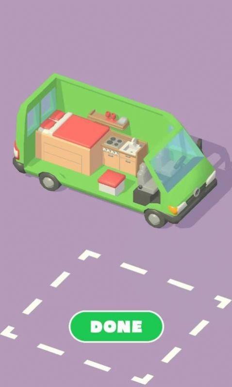 面包车生活家具设计